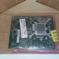Placa Video Laptop Nvidia Quadro FX 3800M N10E GLM3 MXM 1 GB / 256