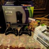 Xbox 360 Microsoft Kinect 250 GB + 2 Joystick-uri