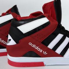 Ghete Adidas Barbati Trend negru-Model NOU - Ghete barbati Adidas, Marime: 40, 41, 42, 43, 44, Culoare: Din imagine