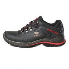 Pantofi barbatesti Grisport, sunt impermeabili (GR11103D80T) - Pantofi barbati Grisport, Marime: 41, 42, 44, 45, 46, 47, Culoare: Negru