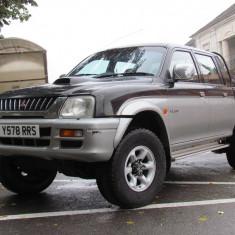 Mitsubishi L200 4x4, 2.5 Turbo Diesel, an 2001, Motorina/Diesel, 177000 km, 2477 cmc