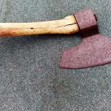 BARDA VECHE DE DULGHERIE - Metal/Fonta, Scule si unelte