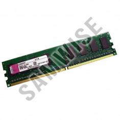 Memorie 1GB DDR2 800MHz, KINGSTON, calculator, desktop......GARANTIE 24 LUNI !!! - Memorie RAM