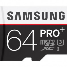 Card memorie Samsung MICROSDXC PRO PLUS 64GB CL10 UHS1 W/O SM MB-MD64DA/EU - Multimedia card