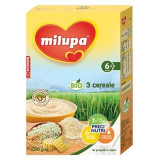 MILUPA Bio 3 Cereale (fara lapte) 250g 6+ luni