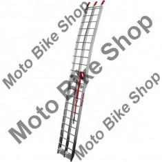 MBS Rampa moto Bike-Lift Ramp-4000, lungime 240cm x latime 28cm, 400kg, Cod Produs: 39100044PE - Elevator motociclete