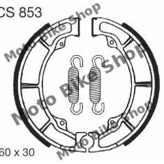 MBS Set saboti frana spate, Cod Produs: MCS853 - Saboti frana Moto