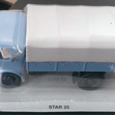 Macheta camion DeAgostini - Star 20 -  Masini de Legenda Polonia