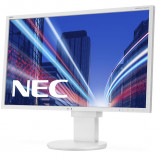 Monitor LED NEC MultiSync E243WMi, 16:9, 24 inch, 6 ms, alb