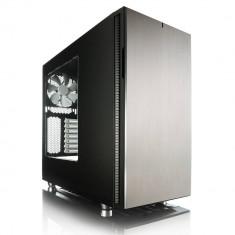 Carcasa Fractal Design Define R5 Window, Middle Tower, gri, fara sursa - Carcasa PC