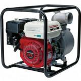Honda Motopompa WB30XT3, 4.8 CP, apa curata, benzina - Pompa gradina