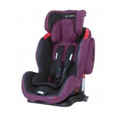 Scaun auto 9-36 kg Sportivo cu Isofix Violet Coletto - Scaun auto copii grupa 1-3 ani (9-36 kg)