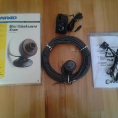 Conrad, X-Cam, mini video kamera