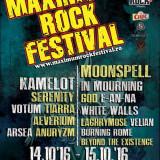 Vand bilet Maximum Rock Festival (14-15 octombrie, Arenele Romane) - Bilet concert