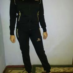 Trening Burberry Negru Dama Model Nou 2016 - Trening dama Burberry, Marime: S