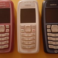 Telefon mobil Nokia 3100 Original, Roz, <1GB, Neblocat, Single SIM, Fara procesor