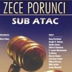 Cele zece porunci sub atac