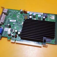 154B.Placa Video Dell GeForce 7300 LE, 128MB DDR2-64Bit, PCI-e, VGA-DVI - Placa video PC Dell, PCI Express, nVidia
