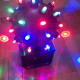 Glob led power disco jocuri de lumini , Nou