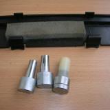 Capac baterii si butoane radio casetofon Sharp GF8989