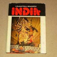 India - istorie traditii - I.Dumitriu Snagov 150 pag 2+1 gratis RBK18683