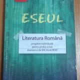 8135 I. PAICU - LITERATURA ROMANA- ESEUL