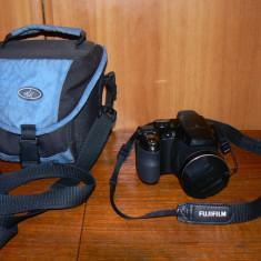 Aparat foto Fujifilm S4000, 14 Mpx, zoom 30x, in stare foarte buna - Aparat Foto compact Fujifilm, Compact, Peste 20x, 3.0 inch