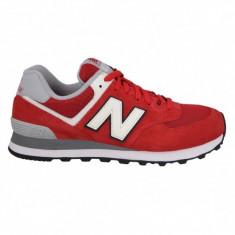 NEW BALANCE 574 RED/GREY/WHITE - Adidasi barbati New Balance, Marime: 42.5