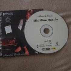 Cd madalina manole - Muzica House Altele