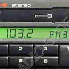 Radio Casetofon Alpha / Alfa Volkswagen - CD Player MP3 auto Blaupunkt