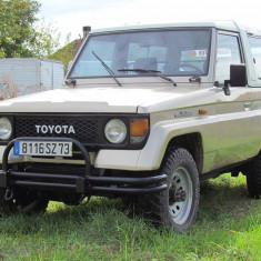 Toyota Land Cruiser, 2.4 TD, an 1988, Motorina/Diesel, 170000 km, 2498 cmc