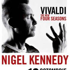 2 Bilete concertul Nigel Kennedy 16.10.2016 Bucuresti - Bilet concert