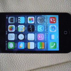 iPhone 4 Apple, liber retea, Negru, 16GB, Neblocat