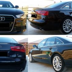 Audi A6 3.0 V6 Quatro 185KW 245 CP cutie automata, An Fabricatie: 2012, Motorina/Diesel, 186000 km, 2967 cmc