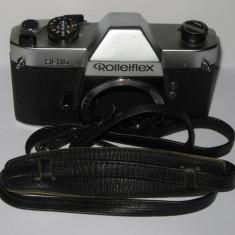 Rolleiflex SL35 -Body- Germany - Piese sau reparat - Transp. gratuit prin posta! - Aparat Foto cu Film Rollei, SLR