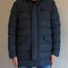 Geaca barbati BURBERRY, autentica, bleumarin, Marime: XL