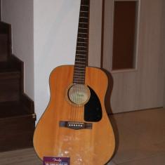 Vand Chitara Fender CD-60/NAT (vechime 5 ani) - Chitara acustica