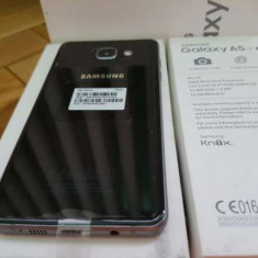 Samsung Galaxy A5 2016 - model A510F sigilat 999ron - Telefon Samsung, Negru, Neblocat, Single SIM