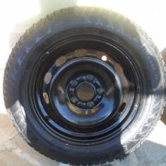 Jante cu anvelope de iarna Ford - Anvelope iarna Pirelli, Latime: 195, Inaltime: 65, R15