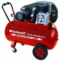 Compresor Einhell RT-AC 400/100/10 D - Compresor electric