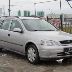 Opel Astra G, 1.6 benzina, an 1999, 167000 km, 1598 cmc