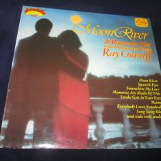 Ray Conniff – Moon River (20 Romantic Hits) _ vinyl, LP, Germania - Muzica Jazz Altele, VINIL