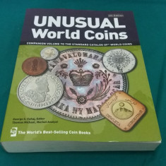 UNUSUAL WORLD COINS/COMPANION VOLUME TO THE STANDARD CATALOG OF WORLD COINS/2011