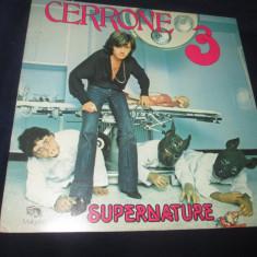 Cerrone – Cerrone 3 - Supernature _ vinyl(LP, album) Franta - Muzica Dance Altele, VINIL