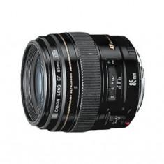Canon EF 85mm f/1.8 USM - Obiectiv DSLR