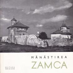 L. Simanschi - Manastirea Zamca - 668765 - Carte Arhitectura