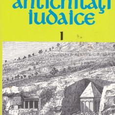 Flavius Josephus - Antichitati iudaice, vol. 1 - 603469 - Carti Iudaism