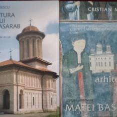 Cristian Moisescu - Arhitectura epocii lui Matei Masarab - 615332 - Carte Arhitectura