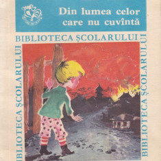 Emil Garleanu - Din lumea celor care nu cuvinta - 469527 - Carte de povesti