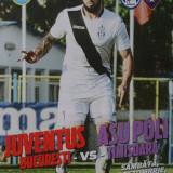 Program de meci Juventus Bucuresti v ASU Poli Timisoara Liga 2 15.10.2016 - Program meci